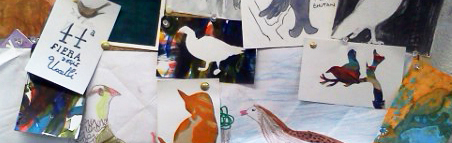 The Big Draw Flock Project