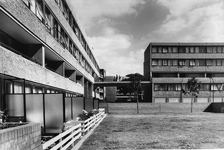 Aylesbury Estate 1971 Photograph with the kind permission of South London Press