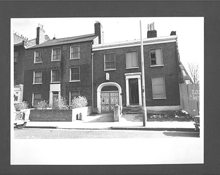 North Camberwell Radical Club, Albany Road 1978. With the kind permission of Southwark Local History Library and Archive