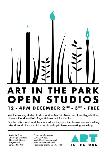 Art in the Park - Open Studios - Dec2017